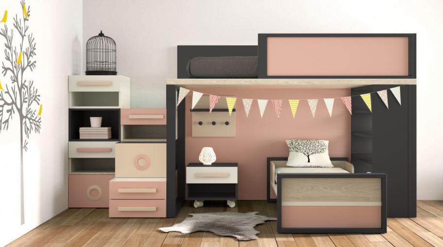 D muebleria de angel dormitorios juveniles en murcia - Dormitorios juveniles murcia ...